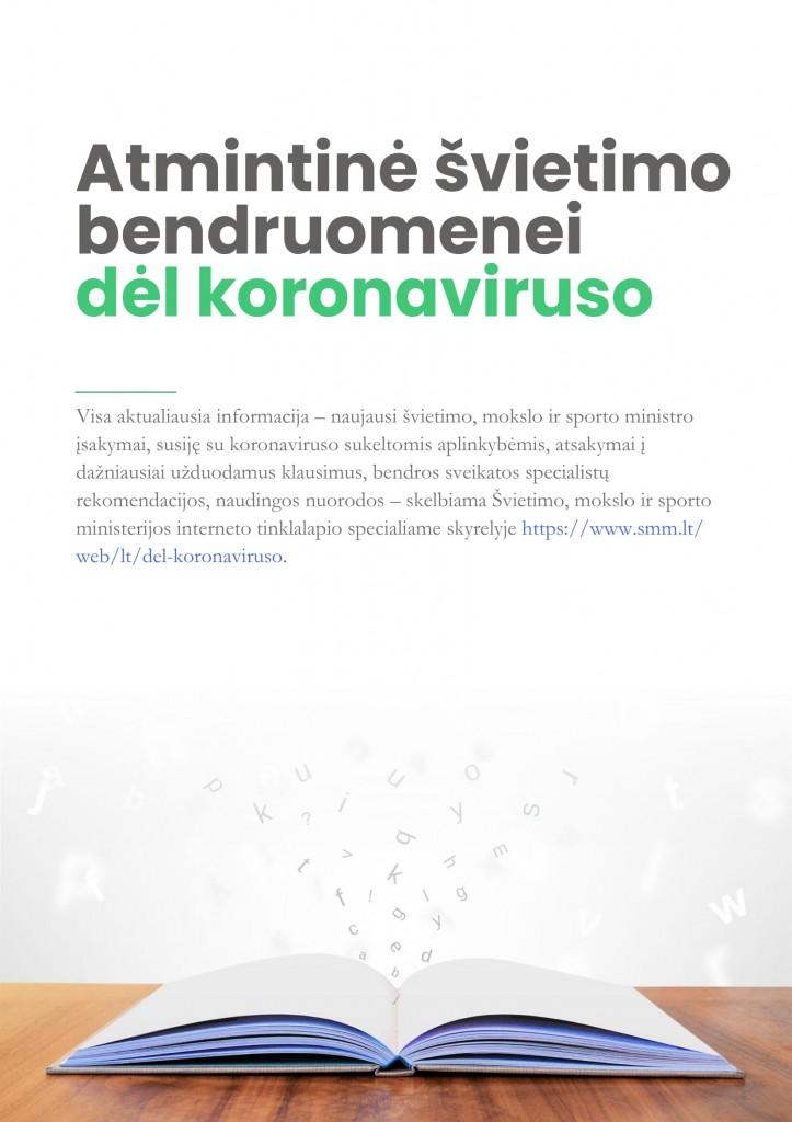 Atmintinė dėl koronaviruso-1